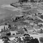 View up Currambene Crk Circa 1950