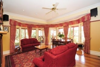 Stylish, spacious and grand, close to  beaches and the township