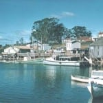 Husky Wharf circa 1950