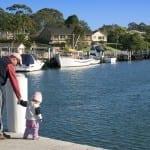 Husky wharf